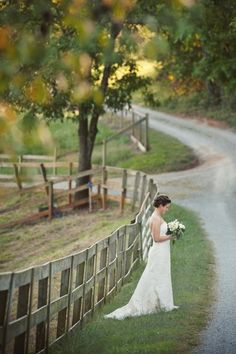 Southern Country Wedding - Rustic Wedding Chic