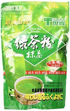 Pure Matcha Green TEA Frappe Latte Smoothie Powder 250g (8.8oz) Tradition http://www.amazon.com/dp/B001U337VU/ref=cm_sw_r_pi_dp_JpDTvb0DKPC2W