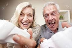 Image result for Man and woman laughing