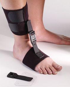 Corflex Soft AFO Brace for Foot Drop