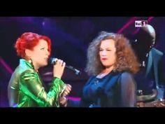 Noemi e Sarah Jane Morris - Amarsi un po'-To feel in love - Festival di Sanremo 2012 - 16.02.12