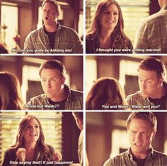 Hart of Dixie - Zoe & George #Season2