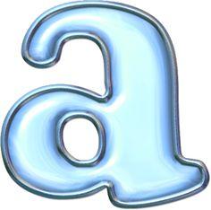 Alfabeto Decorativo: Alfabeto - Gatinho - PNG