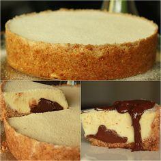 Torta de Leite Ninho com Nutella, a melhor receita da VIDA!