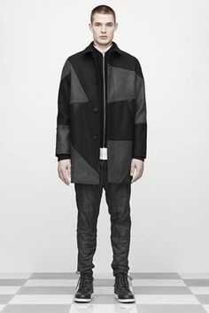 Alexander Wang Fall 2012 Menswear Fashion Show: Complete Collection - Style.com