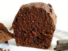 Cake au chocolat : la recette facile