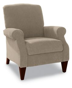 Charlotte High Leg Recliner - Official La-Z-Boy Website Lazy Boy Recliner, Cheap Adirondack Chairs, Accent Chairs For Living Room, Dining Room, Cool Chairs, New Furniture, Furniture Chairs, Furniture Ideas, Classic Style