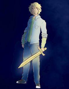 Magnus Chase!