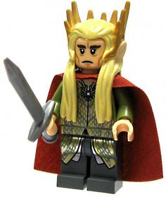 Thranduil Minifigure Loose The Hobbit LEGO