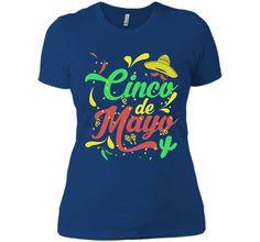 Fiesta Cinco De Mayo Sombrero T-Shirt - Mexican Party tshirt