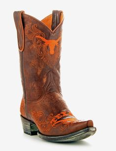Shop today for Texas Longhorns Short Gameday Boots