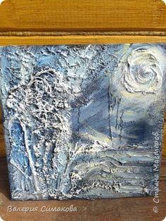Картина панно рисунок Ассамбляж Коллаж Новые ТЕРРЫ Материал природный фото 1