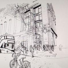 Sunday Drawing Patrick Vale 2014