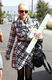 Gwen Stefani Wool Coat