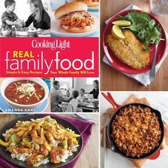 Couldn't come at a better time : 30-Minute Weeknight Dinners For the Whole Family, via Lil Sugar