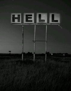 L'inferno è la sofferenza di non poter più amare.  Fedor Dostoevskij da I fratelli Karamazov