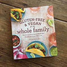 Recipe Renovator reviews: Gluten-Free & Vegan for the Whole Family by Jennifer Katzinger