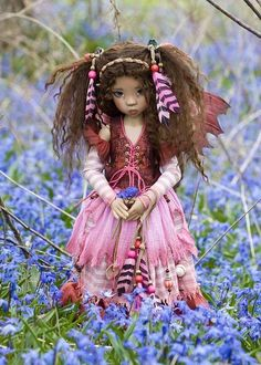 This doll does not look like much in the Rue  Hunger games?