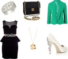 """""""Business as Usual"""" by eritter on Polyvore"""