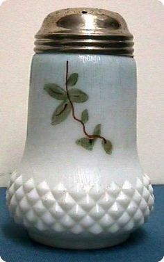 Bryce brothers glasswear | American Glass Sugar Shaker Bryce Bros. from drury on Ruby Lane