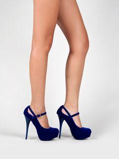 Amazon.com: Womens Qupid Ivory Leatherette Mary Jane Platform Pump (Neutral02): Shoes