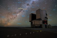 VLT to Search for Planets in Alpha Centauri System