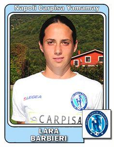 Barbieri Lara, centrocampista