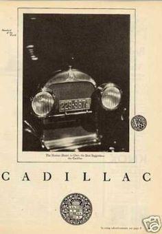Cadillac Car (1925)