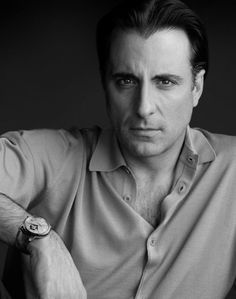 Andy Garcia (Andrés Arturo García Menéndez) (born in Havana (Cuba) on April 12, 1956)