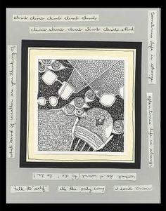 Space - Pen, Text
