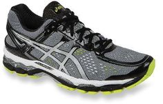 The updated men's Gel-Kayano 22 running shoes stay true to their heritage, while taking a bold step forward in unsurpassed performance and modern design. Stability Running Shoes, Top Running Shoes, Plantar Fasciitis Shoes, Asics Men, Luxury Shoes, Training Shoes, 5 D, Fashion Shoes, Men's Fashion