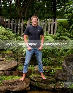 Senior picture ideas for guys. Wyant Photography
