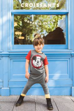 49dd5733deb9 Short Sleeve Rag -  Mickey Mouse Club  - Disney Collection from RAGS Cute  Disney