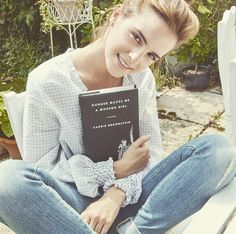 Un club de lecture ce n'est pas réservé au troisième age, et c'est Emma Watson qui nous le dit !