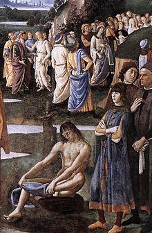 Artist: Pietro Perugino Created: 1482