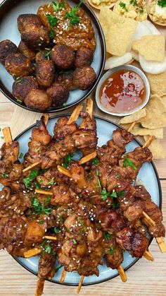 Dutch Recipes, Asian Recipes, Ethnic Recipes, Bbq Meat, Indonesian Food, Healthy Drinks, Street Food, Finger Foods, Foodies