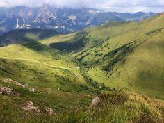 Val Duron (alpine meadows, great in spring) - Campitello di Fassa, Italy