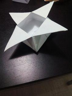Caja pliegues
