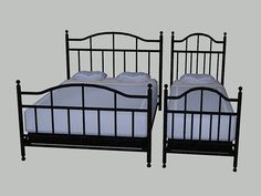 Today I bring you a mix of things. I used these in the Ottoma household. There's a bed from TS3 Base Game which I think was done before but I slaved the single to the double. The rest comes from...