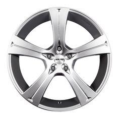 Buran Silver Alloy wheel / Cerchio in lega leggera Buran Silver Front