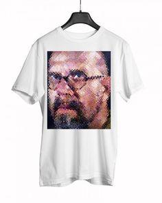 chuck close Chuck Close, Mens Tops, T Shirt, Fashion, Accessories, Supreme T Shirt, Moda, Tee Shirt, Fashion Styles