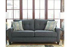 Dark Gray Shayla Queen Sofa Sleeper $764.99 Ashley Furniture