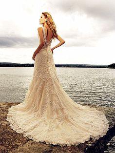 Vintage looking dress :)