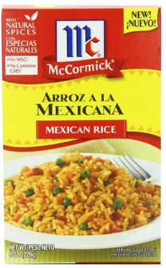 Mccormick Arroz Mexicana Rice 8 Ounce Pack of 12 *** More info could be found at the image url.Note:It is affiliate link to Amazon.