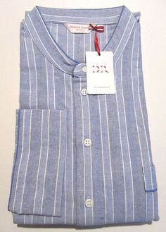 639bf2c5b4 Sleepwear   Robes · DEREK ROSE MENS NIGHTSHIRT - XL - 100% COTTON -  PULLOVER ARRAN 20 WINTER WEIGHT