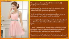 Just another TG Cap Website! Transgender Captions, Forced Tg Captions, Captions Feminization, Male To Female Transformation, Feminized Boys, Prom Date, Tg Caps, The Right Man, Divine Feminine