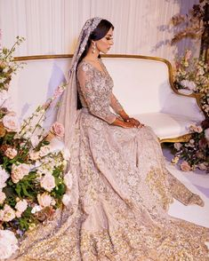 1 person standing and weddingYou can find Secret santa and more on our person standing and wedding Asian Bridal Dresses, Asian Wedding Dress, Pakistani Wedding Outfits, Pakistani Bridal Dresses, Pakistani Wedding Dresses, Bridal Outfits, Wedding Attire, Nikkah Dress, Indian Outfits