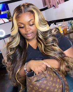 Black Girls Hairstyles, Baddie Hairstyles, Trendy Hairstyles, Weave Hairstyles, Protective Hairstyles, 4a Natural Hair, Natural Hair Styles, Long Hair Styles, Black Girl Braids