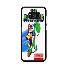 Super Mario World Dino Nes Samsung Galaxy Plus Case Galaxy S8, Samsung Galaxy, Super Mario World, S8 Plus, Iphone Phone Cases, How To Know, Prints