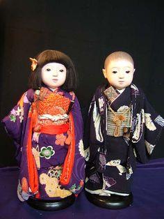 Ichimatsu pair